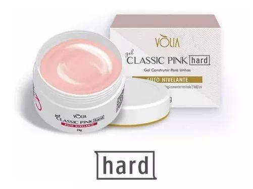 Gel Vòlia Classic Pink Hard- 24g