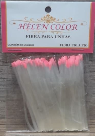 Fibra de vidro Helen Color - com 50 unidades
