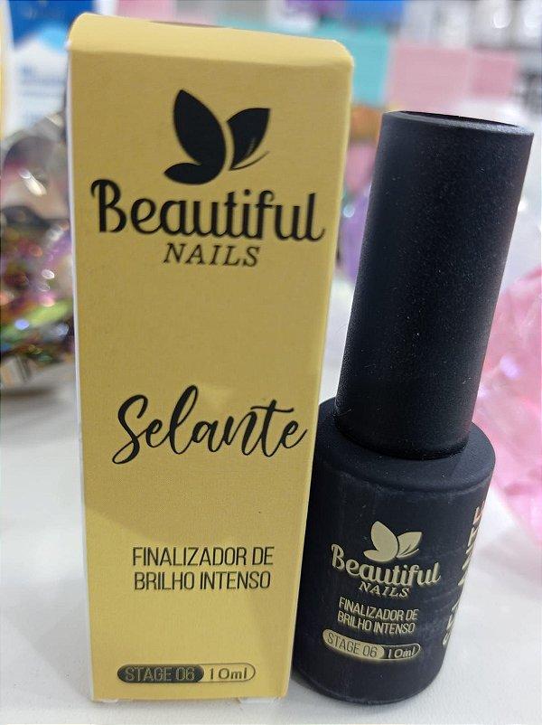 Selante Finalizante com brilho beautifulnails - 10ml