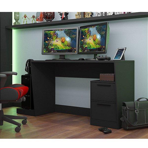 Mesa para Computador Gamer BMG 02 - Preto
