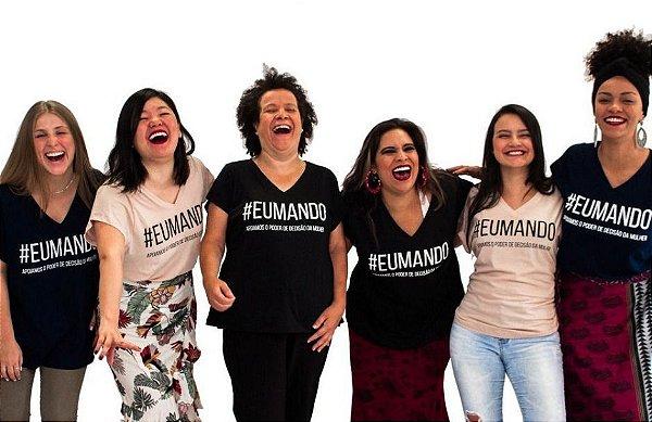 Blusa Acinturada #EUMANDO