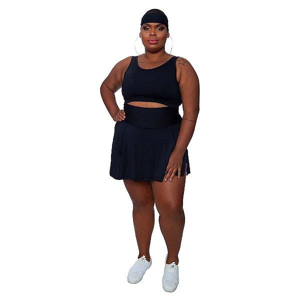 Shorts Saia Plus Size Maria Esther