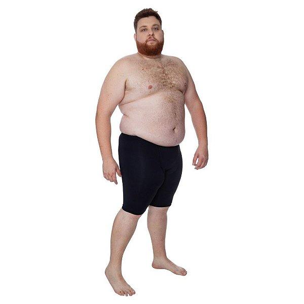 Bermuda Plus Size - Emana Plus Compressão