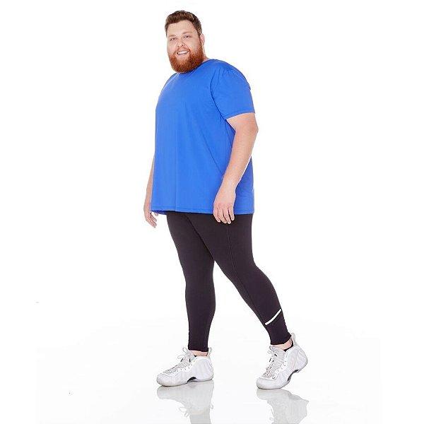 Camiseta Plus Size Dry Fit Masculina