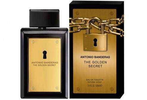 ANTONIO BANDERAS THE GOLDEN SECRET EDT MAS 100ML