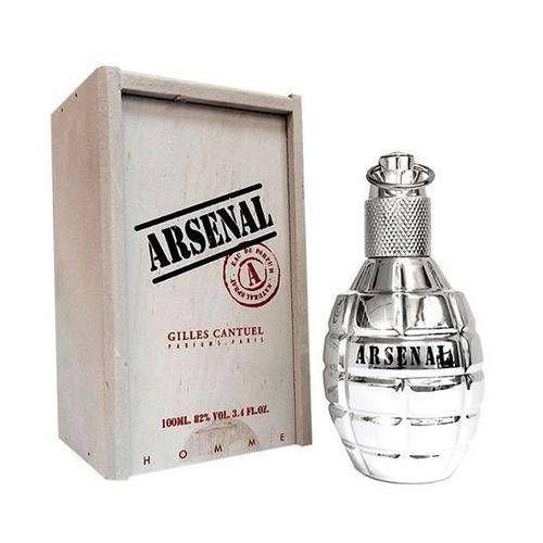 Arsenal Platinum Eau De Parfum