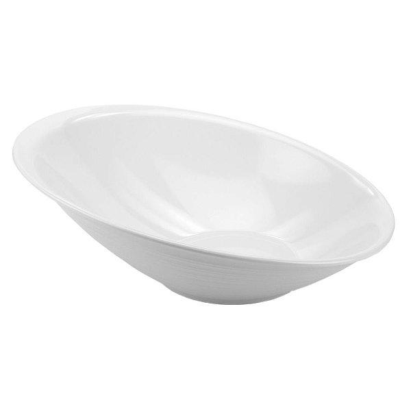 Saladeira Curvada 38x30cm melamina 100% - Gourmet mix