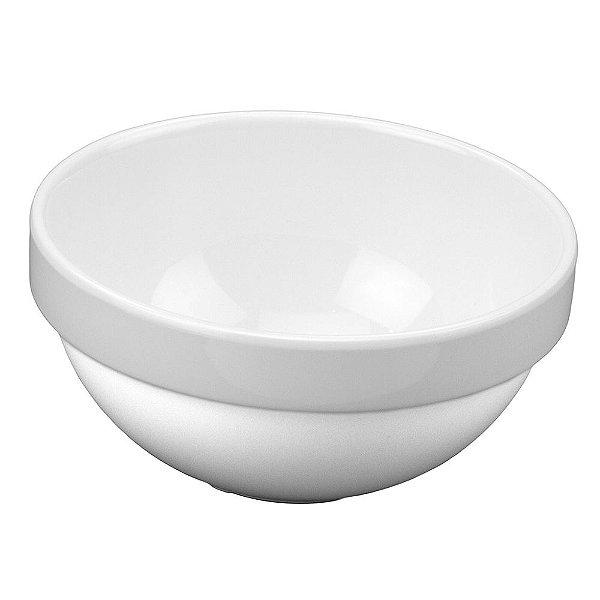 Saladeira/Tigela empilhável 11cm melamina 100% - Gourmet mix