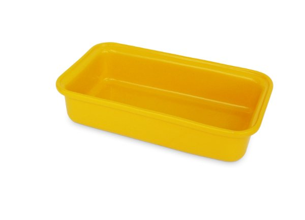 Cuba 1/3 - 28,5 x 16 x 6,5cm - Amarelo - MondoCeram Gourmet