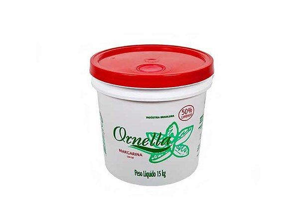 MARGARINA ORNELLA 50% - BALDE 15 KG