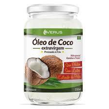ÓLEO DE COCO EXTRA VIRGEM (VERUS) - 550 ML