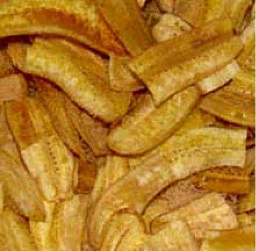 BANANA CHIPS COM CANELA (adoçado com açúcar)