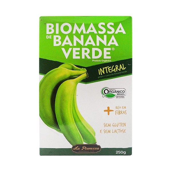 Biomassa de Banana Integral - La Pionezza - 250grs