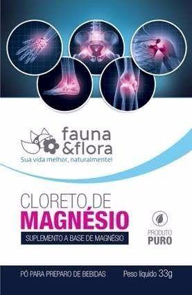 CLORETO DE MAGNESIO - SACHET 33 gramas