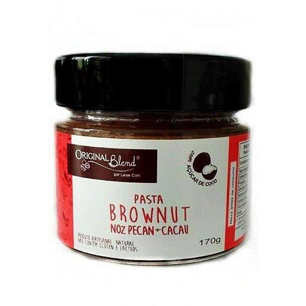 PASTA DE PISTACHE BROWN NUT-170 G