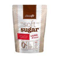 Substituto de Açúcar Soft Sugar 500g - Chocolife