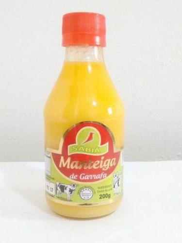 MANTEIGA DE GARRAFA-SABIA- 200 ML
