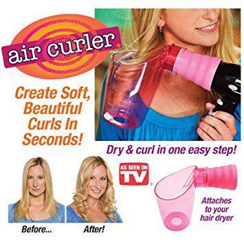 Air Curler - Suporte para Secador