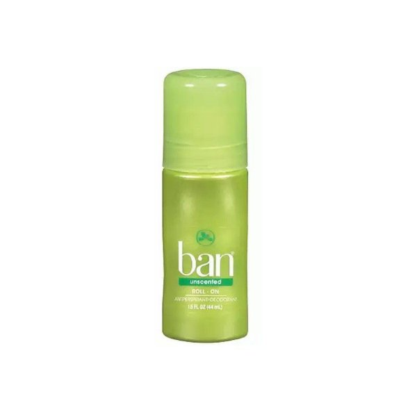 Desodorante Roll On Ban Sem Perfume Invisible Protection 44ml