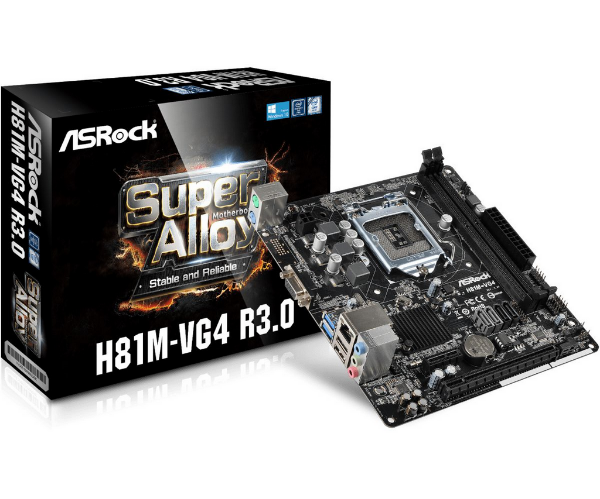 PLACA MAE 1150 MICRO ATX H81M-VG4 R3,0 DDR3 ASROCK IMP