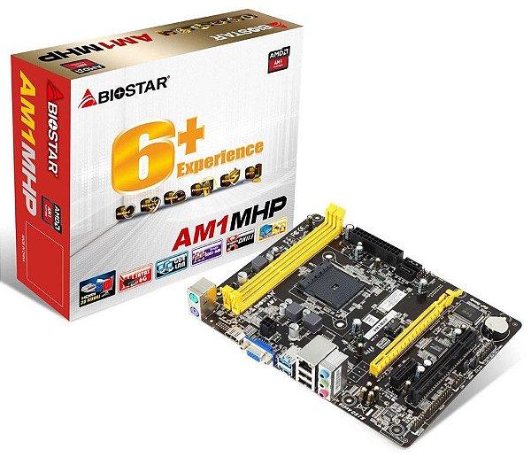 PLACA MAE AM1 AM1MHP DDR3 BIOSTAR