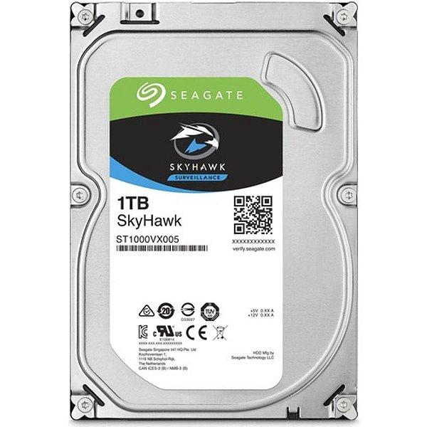 HD 1000GB SATA 6.0 GB/S ST1000VX005 SKYHAWK SEAGATE BOX