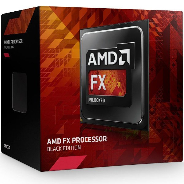 PROCESSADOR AM3 QUAD-CORE FX 4300 3,80GHZ VISHERA 8 MB CACHE BLACK EDITION AMD