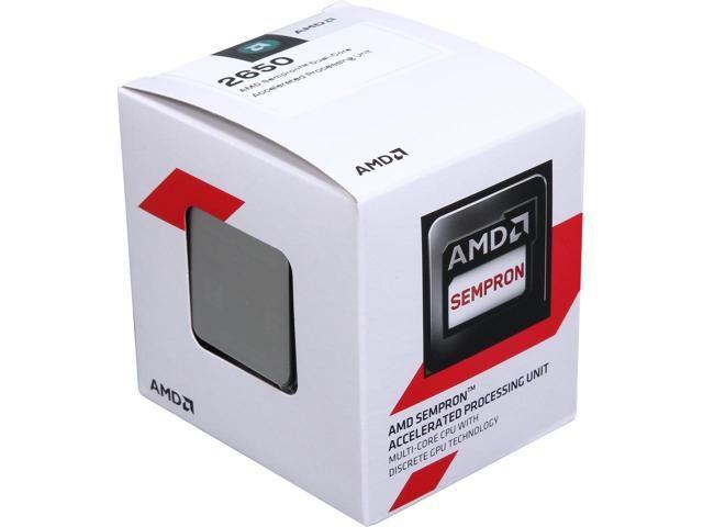 PROCESSADOR AM1 SEMPRON 2650 KABINI 1.4 GHZ DUAL CORE 1 MB CACHE AMD