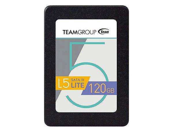 SSD 120GB SATA III T2535T120G0C101 L5 LITE TEAM GROUP