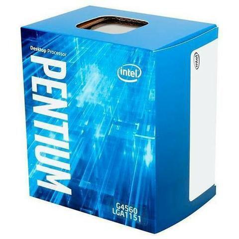 PROCESSADOR 1151 G4560 3.5GHZ KABY LAKE 3 MB CACHE INTEL