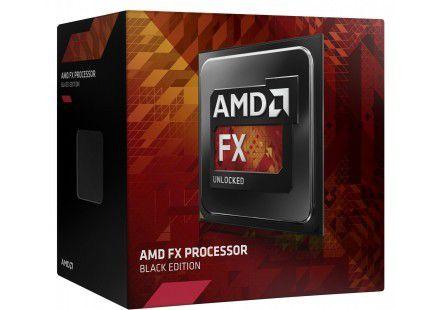 PROCESSADOR AM3 FX 8320E 3.2 GHZ 16.0 MB CACHE BLACK EDITION AMD