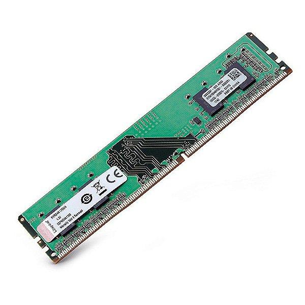 MEMORIA 4GB DDR4 2400 MHZ KVR24N17S6/4 KINGSTON