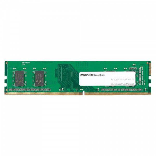 MEMORIA 4GB DDR4 2400 MHZ MES4U240HF4 MUSHKIN