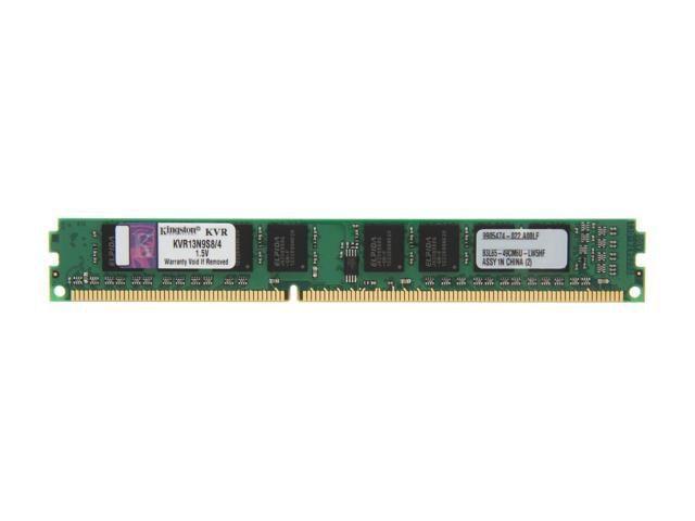 MEMORIA 4GB DDR3 1333 MHZ KVR13N9S8/4 8CP KINGSTON