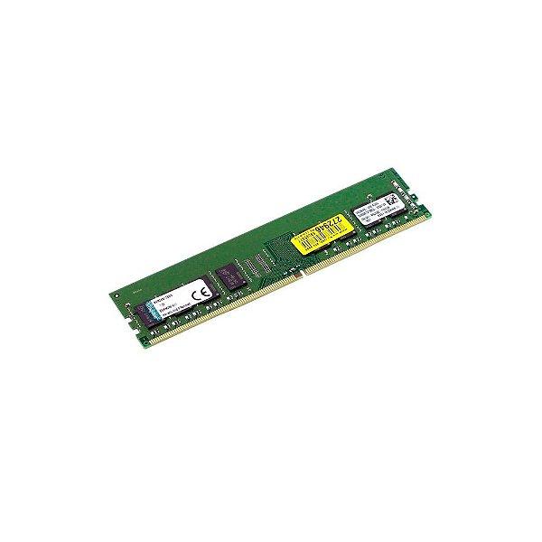 MEMORIA 4GB DDR4 2400 MHZ KVR24N17S8/4 8CP KINGSTON