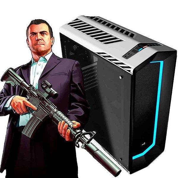 PC GAMER RESPECT 01 - GTA V