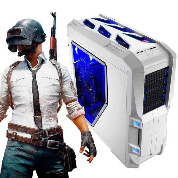 PC GAMER ULTIMATE 01 - PUBG