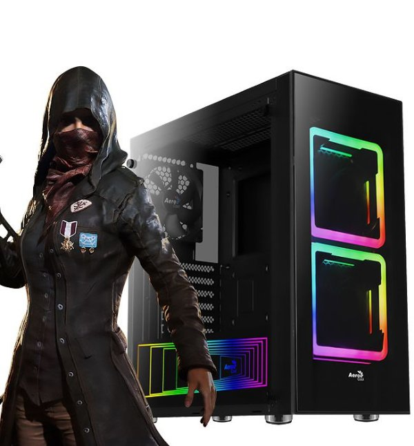 PC GAMER SURVIVOR - PUBG