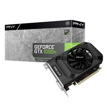 PLACA DE VIDEO 4GB PCIEXP GTX 1050 TI VCGGTX1050T4PB 128BITS GDDR5 GEFORCE PNY