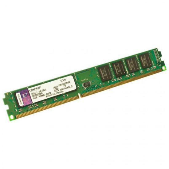 MEMORIA 8GB DDR3 1600 MHZ KVR16E11/8 ECC KINGSTON