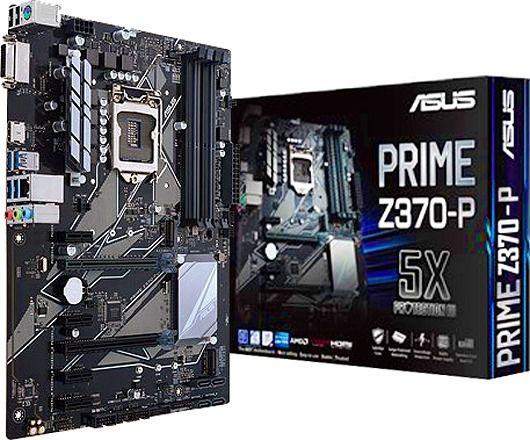 PLACA MAE 1151 ATX Z370-P DDR4 PRIME ASUS
