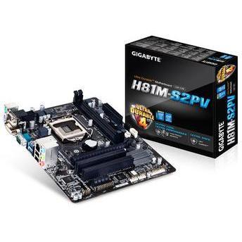 PLACA MAE 1150 GA-H81M-S2PV DDR3 MATX GIGABYTE
