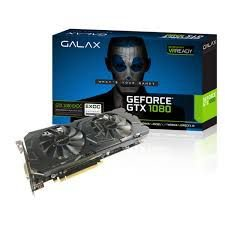 PLACA DE VIDEO 8 GB PCIEXP GTX 1080 80NSJ6DHL4EC 256BITS DDR5X GEFORCE GALAX