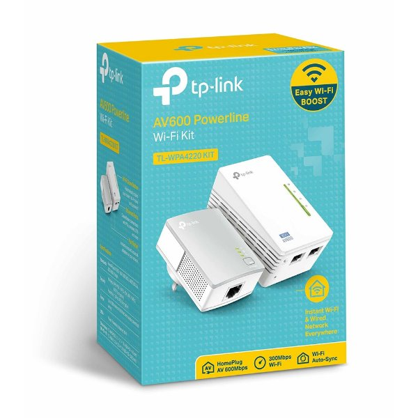 ACCESS POINT WIRELESS TL-WPA4220 KIT TP LINK