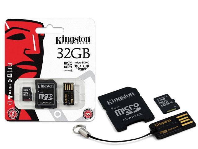 CARTÃO DE MEMORIA CLASSE 4 MBLY4G2/32GB 32GB KINGSTON