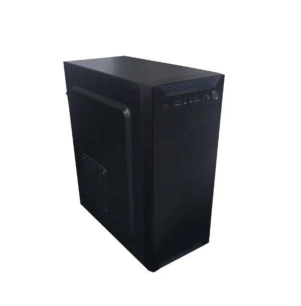GABINETE 1 BAIA 3601 SEM FONTE USB 3.0 PRETO BRAZIL PC