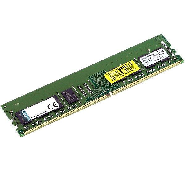 MEMORIA 16GB DDR4 2400 MHZ KVR24N17S8/16 KINGSTON