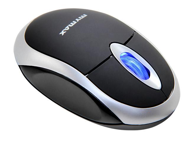 MOUSE USB OPM-3006/USB 800DPI OPTICO PRETO / PRATA MYMAX