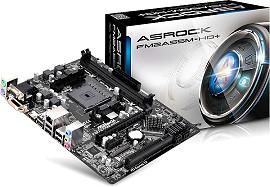 PLACA MAE FM2 S/V/R FM2A55M-HD DDR3 ASROCK