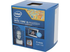 PROCESSADOR 1150 CORE I5 4440 3.10GHZ 6 MB CACHE INTEL
